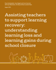EdDevTrust_LearningLossLearningGains_Overview-80x100